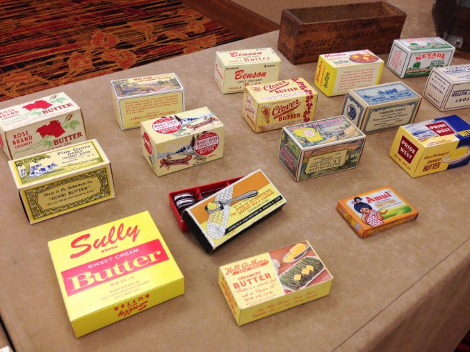 WAPF-Wise-Traditions-Conference-2014-Butterworld-Exhibit-Butter-Boxes
