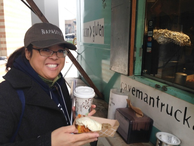 WAPF-Wise-Traditions-Conference-2014-FTCLDF-Breakfast-Caveman-Food-Truck-Farrar
