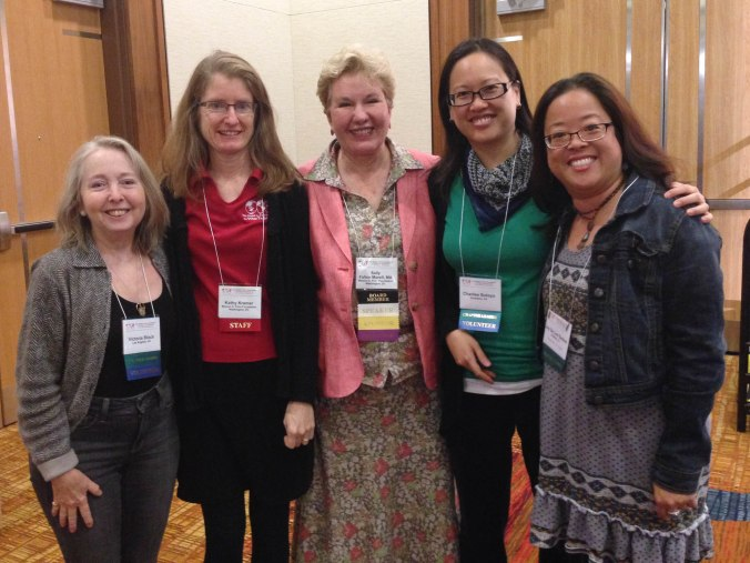 WAPF-Wise-Traditions-Conference-2014-Photo-Pasadena-West-Los-Angeles-Chapter-Leaders-Sally-Fallon-Morrell-Kathy-Kramer